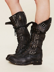 Studded Seattle Love Boot at Free People