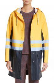 Stutterheim x Marni Waterproof Hooded Raincoat at Nordstrom