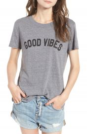 Sub Urban Riot  Good Vibes  Graphic Tee at Nordstrom