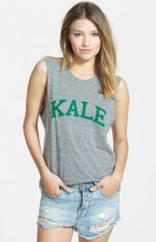SubUrban Riot and39Kaleand39 Muscle Tee at Nordstrom