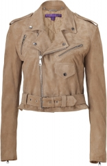Suede Jacket by Ralph Lauren Collection at Stylebop