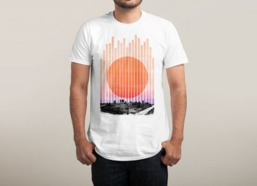 Summer Nights Tshirt at Threadless