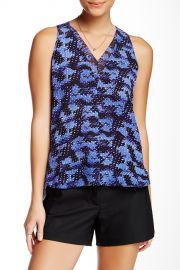 Summer Storm Silk Tank at Nordstrom Rack
