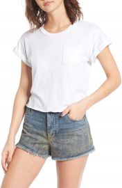 Sun   Shadow Crop Tee at Nordstrom