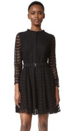 Suncoo Charline Belted Dress at Shopbop