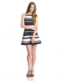 Sunday Striped Dress by Rebecca Minkoff at Amazon