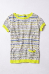 Sunstrip Pullover at Anthropologie