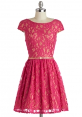 Surprise to the Occasion Dress at ModCloth