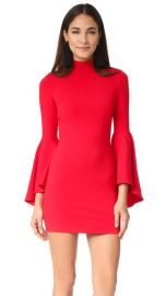 Susana Monaco Izzie Mock Neck Dress at Shopbop
