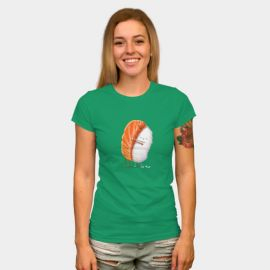 Sushi Hug Tee by Design By Humans at Design By Humans