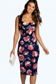 Suzie dress at Boohoo