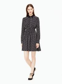 Swans Shirtdress at Kate Spade
