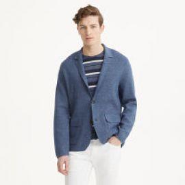 Sweater blazer at Club Monaco