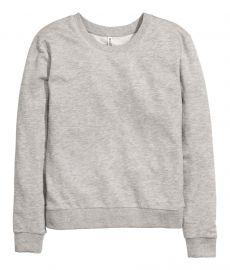 Sweatshirt at H&M