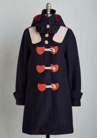 Sweet on You Coat at ModCloth