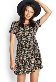Sweetest Rose Dress at Forever 21