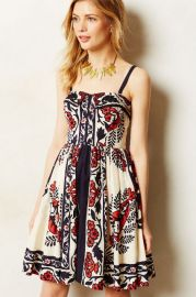 Sweetwater dress at Anthropologie