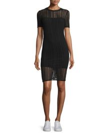 T by Alexander Wang Dress at Neiman Marcus