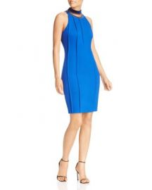 T Tahari Bristol Embellished Collar Dress at Bloomingdales