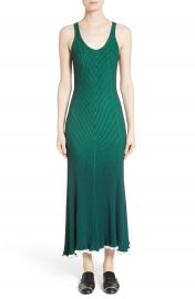 T by Alexander Wang Ribbed Maxi Dress at Nordstrom