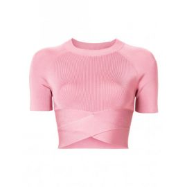 T by alexander wang criss cross top at The Webster