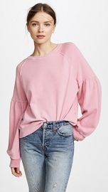 THE GREAT  The Bishop Sleeve Sweatshirt at Shopbop