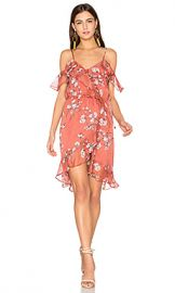 THE JETSET DIARIES Oasis Floral Mini Dress in Floral Print from Revolve com at Revolve