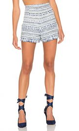THURLEY Blue Lagoon Tweed Short in Multi from Revolve com at Revolve