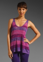 TRINA TURK Rasa Top in Ultra Violet at Revolve