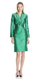 Tahari ASL Rob Skirt Suit at Amazon