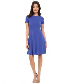 Tahari by ASL Rachel - P Dress Cobalt at 6pm
