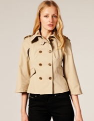 Tailored Cape Trench by Karen Millen at Asos