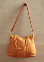 Tan bag like on Vampire Diaries at Ruche