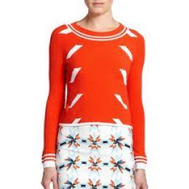 Tanya Taylor Rita Dash Sweater at Saks Fifth Avenue