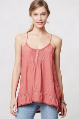 Tarim Swing Tank at Anthropologie