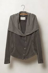 Tavi Moto Jacket at Anthropologie