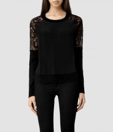 Taya Sweater at All Saints