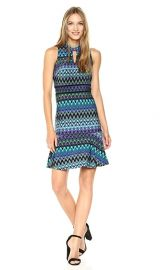 Taylor Dresses Women\\\'s Jersey Flounce Bottom Dress with with Piped Waistband at Amazon