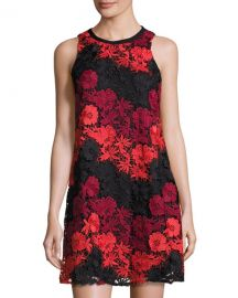 Taylor lace overlay dress at Last Call