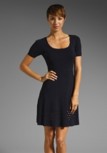 Taylor sweater dress by Shoshanna at Revolve