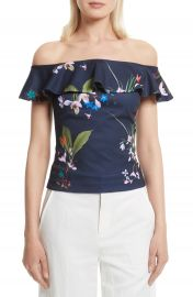 Ted Baker London Imygen Off the Shoulder Top at Nordstrom
