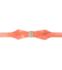 Ted Baker  Ted Baker Loupie Bow Belt in pink at Asos
