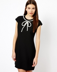 Ted Baker Bow Dress at Asos
