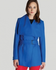 Ted Baker Coat - Adalya Belted at Bloomingdales