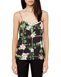Ted Baker Cynaria Printed Camisole at Bloomingdales