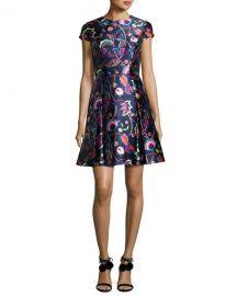 Ted Baker Fluxam Dress at Neiman Marcus