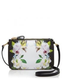 Ted Baker Forget Me Not Crosshatch Crossbody at Bloomingdales