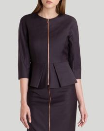 Ted Baker Jacket - Eben Peplum Suit at Bloomingdales
