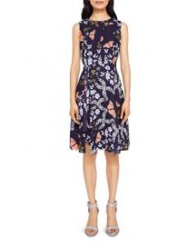 Ted Baker Jennesa Kyoto Gardens Dress at Bloomingdales