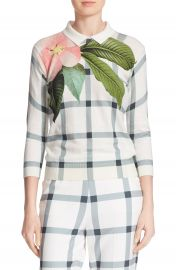 Ted Baker London  Agneya  Print Sweater at Nordstrom
